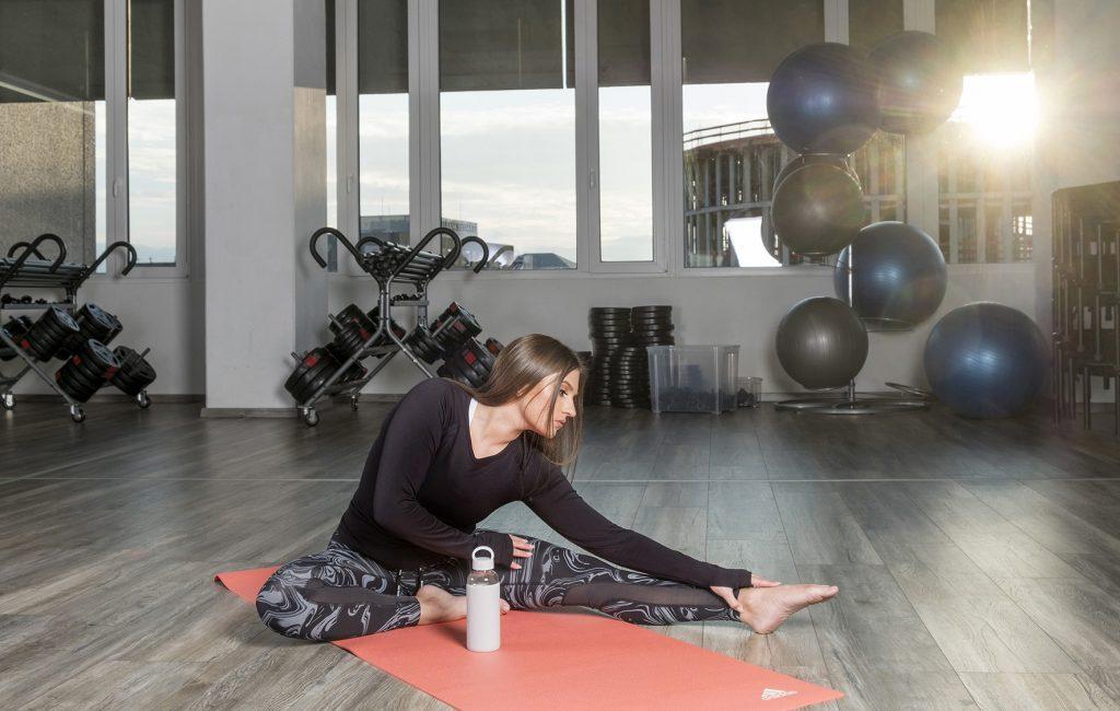 Fitness Coach-Anna Omelian