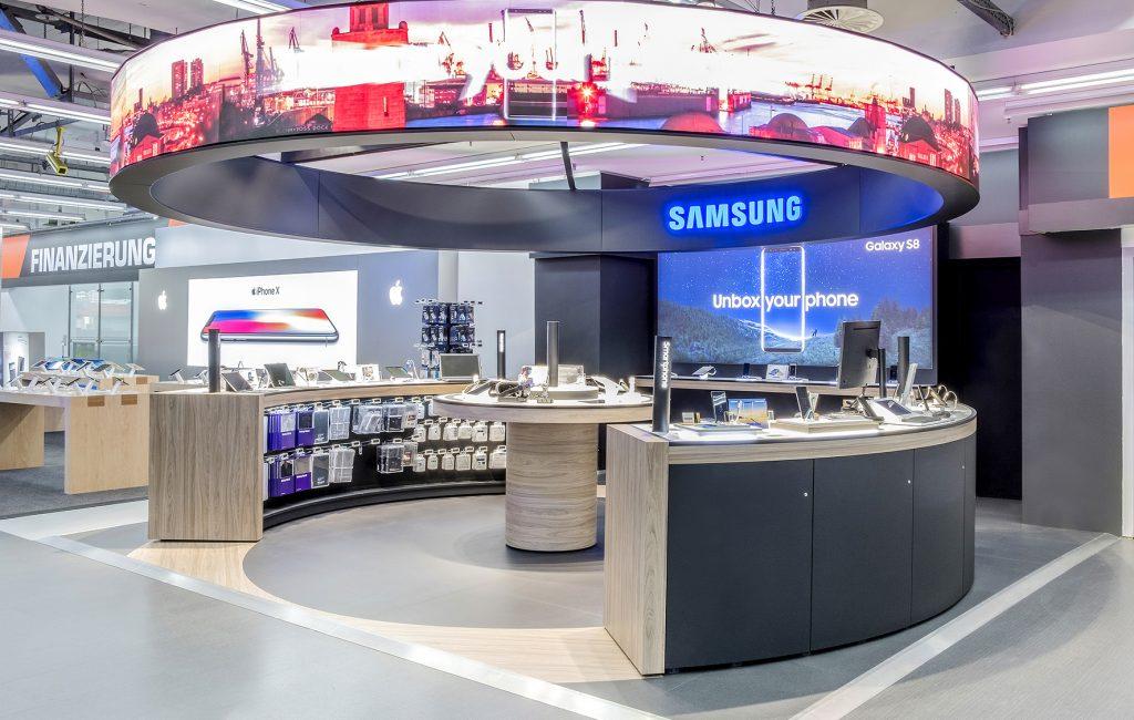 Interior for Cheil-Samsung